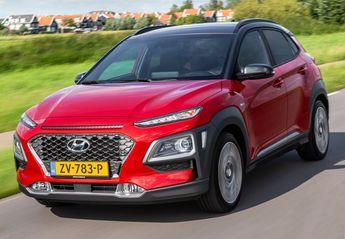 Nuevo Hyundai Kona HEV 1.6 GDI DT Tecno Red