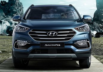 Nuevo Hyundai Santa Fe 2.2CRDi 4x2 Klass 7s