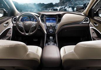 Nuevo Hyundai Santa Fe 2.2CRDi 4x2 SLE 7s