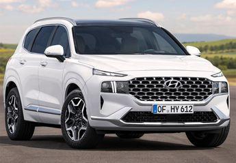 Precios del Hyundai Santa Fe nuevo en oferta para todos sus motores y acabados