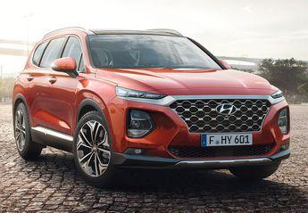 Nuevo Hyundai Santa Fe Tm 2.2CRDi Tecno SR 4x4 Aut.