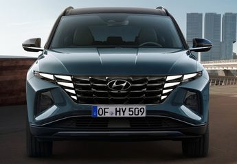 Nuevo Hyundai Tucson 1.6 CRDI 48V Tecno Sky 4x4 DT
