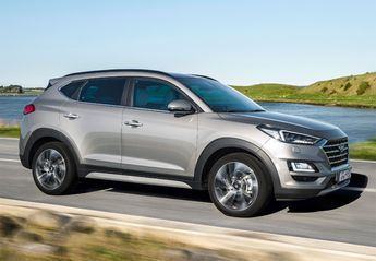 Nuevo Hyundai Tucson 1.6CRDI 48V Style 4x2 DT 136