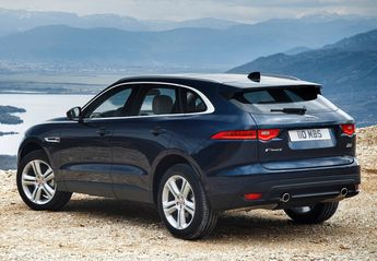 Nuevo Jaguar F-Pace 2.0 I4 R-Sport Aut. AWD