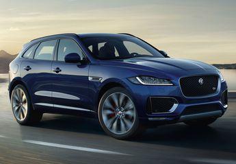 Precios del Jaguar F-Pace nuevo en oferta para todos sus motores y acabados