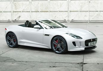 Nuevo Jaguar F-Type Convertible 3.0 V6 R-Dynamic 380