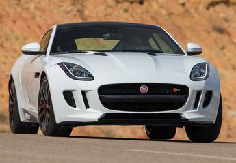 Nuevo Jaguar F-Type Coupe 3.0 V6 Chequered Flag Aut. 380