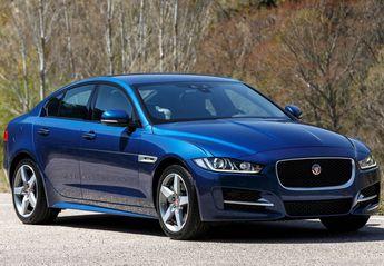 Precios del Jaguar XE nuevo en oferta para todos sus motores y acabados