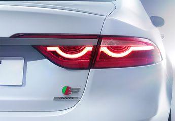 Precios del Jaguar XF nuevo en oferta para todos sus motores y acabados