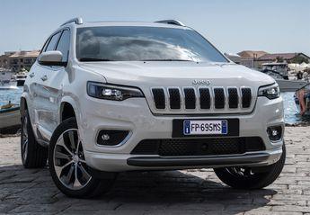 Precios del Jeep Cherokee nuevo en oferta para todos sus motores y acabados