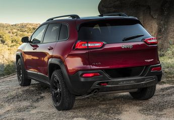 Nuevo Jeep Cherokee 2.2D Night Eagle II 4x4 ADI Aut. 200