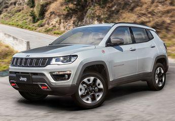 Precios del Jeep Compass nuevo en oferta para todos sus motores y acabados