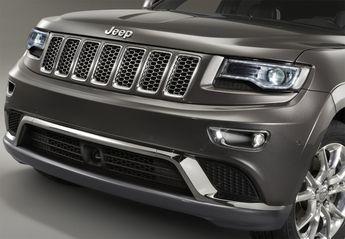 Precios del Jeep Grand Cherokee nuevo en oferta para todos sus motores y acabados