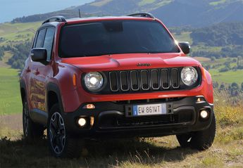 Nuevo Jeep Renegade 1.4 Multiair Longitude 4x2 DDCT140