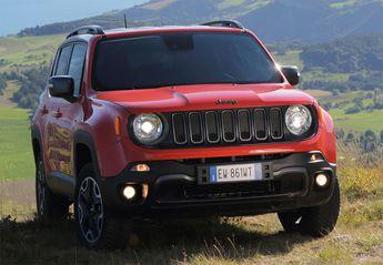 Precios del Jeep Renegade nuevo en oferta para todos sus motores y acabados
