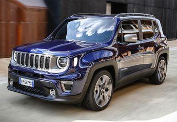 Nuevo Jeep Renegade 1.6Mjt 80 Aniversario 4x2 96kW