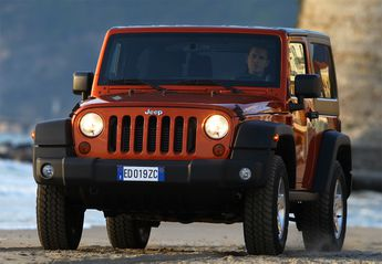 Nuevo Jeep Wrangler 2.8CRD Rubicon Aut.
