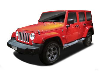 Nuevo Jeep Wrangler Unlimited 2.8CRD JK Edition Aut.