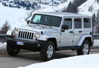 Nuevo Jeep Wrangler Unlimited 2.8CRD Sahara Aut.