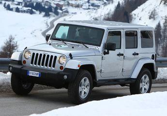 Nuevo Jeep Wrangler Unlimited 3.6 Sahara Aut.