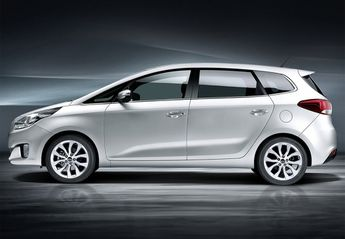 Nuevo Kia Carens 1.7CRDi VGT Eco-Dynamics Tech