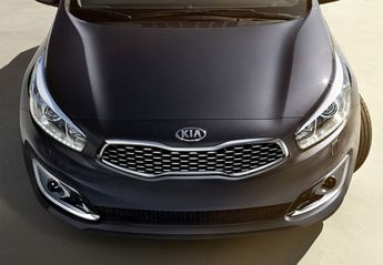 Nuevo Kia Cee´d Ceed 1.6 CRDI Launch Edition 136