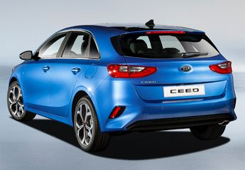 Nuevo Kia Cee´d Proceed 1.6 MHEV IMT GT Line DCT