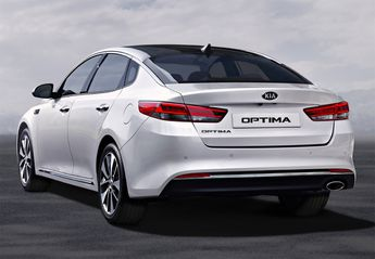 Nuevo Kia Optima 1.6 T-GDi Eco-Dynanics GT Line DCT (Pack Luxury)