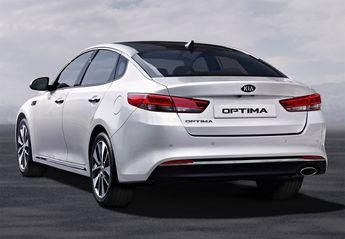 Precios del Kia Optima nuevo en oferta para todos sus motores y acabados