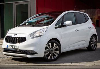 Precios del Kia Venga nuevo en oferta para todos sus motores y acabados