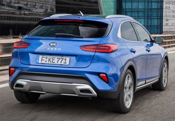 Nuevo Kia XCeed 1.6 CRDi Eco-Dynamics Emotion 136
