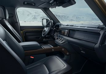 Nuevo Land Rover Defender 90 3.0D L6 MHEV X AWD Aut. 300