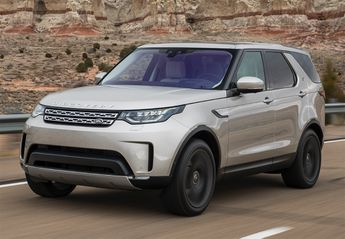 Nuevo Land Rover Discovery 2.0TD4 HSE Luxury Aut.