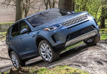 Nuevo Land Rover Discovery Sport 2.0eD4 Standard FWD 163