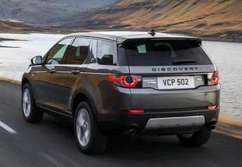 Nuevo Land Rover Discovery Sport 2.0TD4 SE 4x4 180