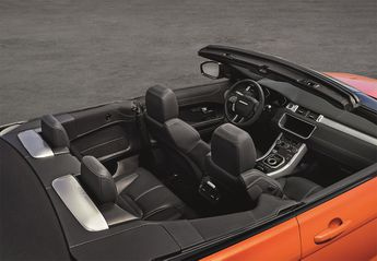 Ofertas del Land Rover Range  Evoque nuevo