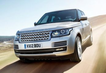 Precios del Land Rover Range Rover nuevo en oferta para todos sus motores y acabados