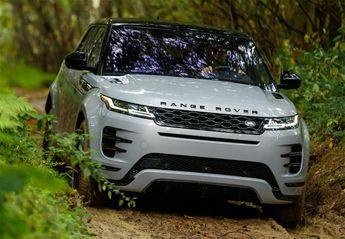 Precios del Land Rover Range Rover Evoque nuevo en oferta para todos sus motores y acabados