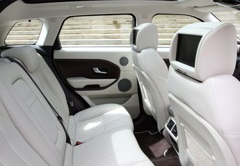 Nuevo Land Rover Range Rover Evoque 2.0TD4 HSE 4WD Aut. 180