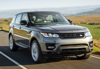 Nuevo Land Rover Range Rover Sport 5.0 V8 SC SVR Carbon Edition Aut.