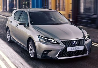 Nuevo Lexus CT 200h Black & Grey Edition