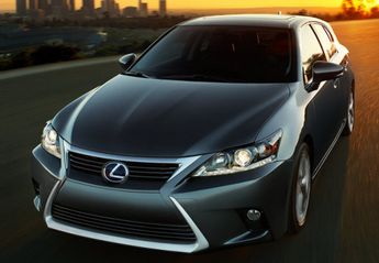 Nuevo Lexus CT 200h Luxury 17´´