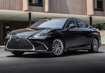 Nuevo Lexus ES 300h Luxury D-View