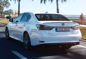 Nuevo Lexus GS 450h F-Sport