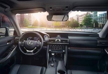 Nuevo Lexus IS 300h ECO