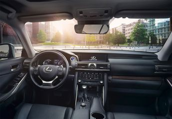 Ofertas del Lexus IS nuevo