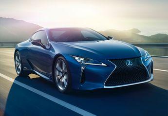 Precios del Lexus LC nuevo en oferta para todos sus motores y acabados