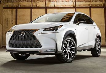 Nuevo Lexus NX 300h Executive Navigation 4WD