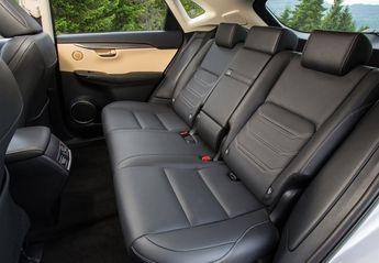 Nuevo Lexus NX 300h F Luxury 4WD