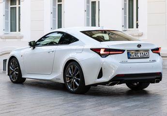 Precios del Lexus RC nuevo en oferta para todos sus motores y acabados